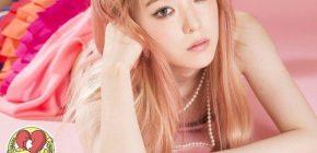 Irene Red Velvet Cantik Dengan Dua Warna Rambut Untuk 'Russian Roulette'