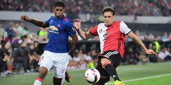 Main Tanpa Sejumlah Bintang, Manchester United Keok dari Feyenoord
