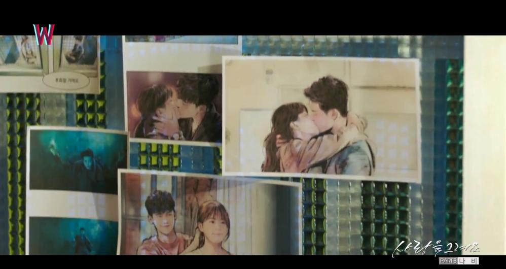 "Navi Sumbang ""Draw a Love"" Untuk Drama 'W'"