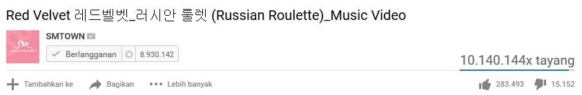 russian-roulette-10-juta-tayangan