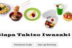 Takizo Iwazaki Pelopor Makanan Replika Dari Jepang