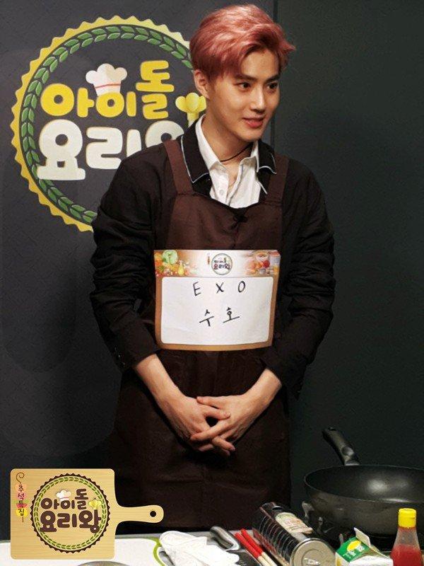 Idol Chef King Chuseok - EXO