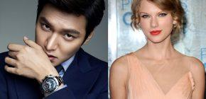 MYM: Lee Min o dan Taylor Swift Belum Pernah Bertemu