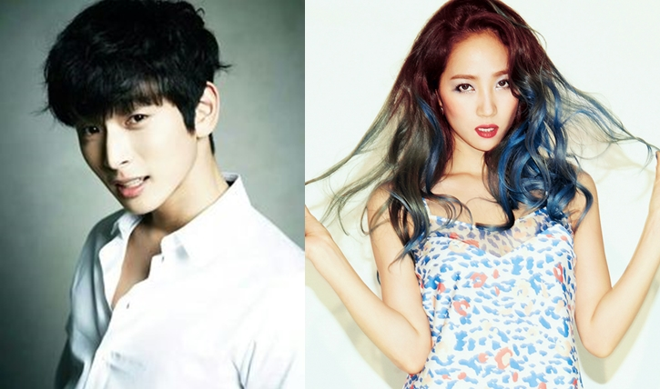 JYP Entertainment Benarkan Yenny Wonder Girls' dan Jinwoon 2AM Pacaran