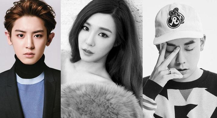 Rupanya Chanyeol Kolaborasi Dengan Far East Movement Ditemani LOCO cs KabarDunia.com_Chanyeol-exo-Tiffany-Loco_Chanyeol
