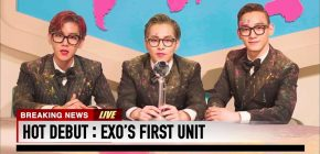 EXO-CBX Rilis Teaser Pertama Chen Dalam Konsep Sneak Peek