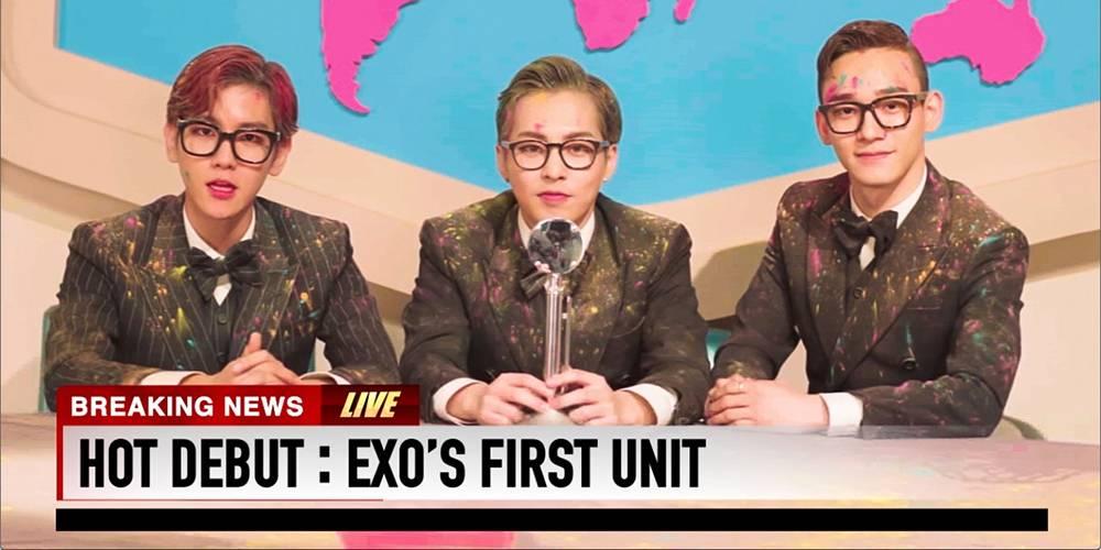 EXO-CBX Rilis Detail Informasi Menyusul Teaser