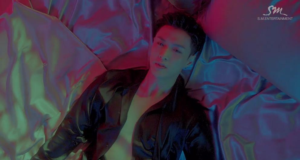 """Koreografi Seksi - Efek Air, Lay EXO Suguhkan Teaser MV """"Lose Control"""""""