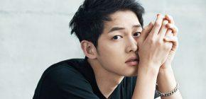 'Man to Man' Gandeng Song Joong Ki Jadi Wakil Direktur