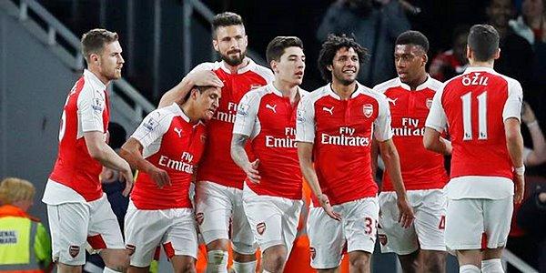 Lawan Middlesbrough, Punggawa Arsenal Buru Kado Ultah untuk Wenger