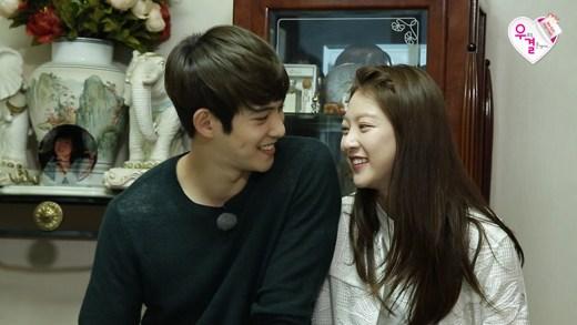 "Jonghyun CNBLUE Selca Bareng ""Istri"" dan Jaejin di Loksyut Drama Baru"