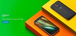 Moto E3 Power, Smartphone Motorola Pertama Buatan Indonesia