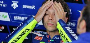 Rossi Jelaskan Penyebab Dia Gagal Start 10 Besar di MotoGP Australia