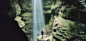 Serunya Menyusuri Gelapnya Goa Jomblang Gunung Kidul