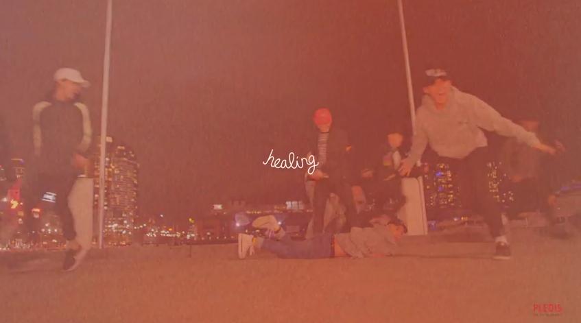 """Seventeen Super Seru di MV """"Healing"""""""