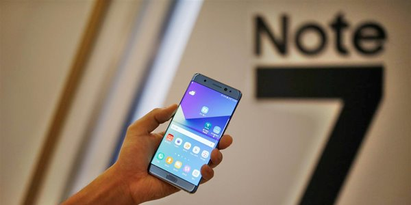 Stop Penjualan, Samsung Beri Kupon Insentif ke Pemilik Galaxy Note 7