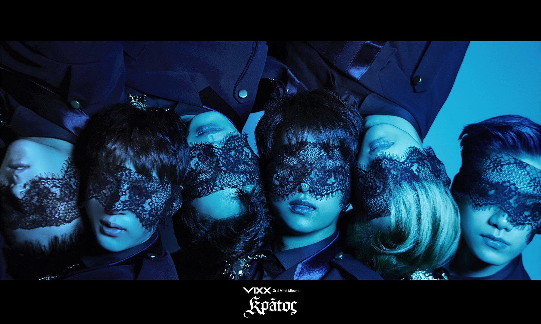 "VIXX Rilis Medley Mini Album Ketiga ""Kratos"""