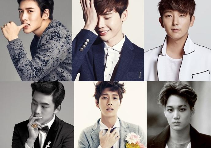 Awas! Lee Jun Ki dan 5 Aktor Tampan Ini Bakal Main Dalam 1 Judul Drama
