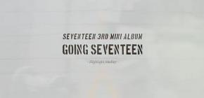 "Seventeen Rilis Medley Mini Album ""Going Seventeen"""