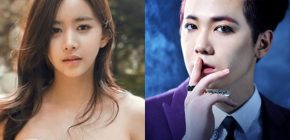 """It's true! F.T. Island's Hongki and actress Han Bo Reum are a couple! Hongki's label, FNC Entertainment, confirmed the earlier reports and announced, """"After checking with Lee Hongki, it's true that he is dating Han Bo Reum. Back in August when their initial dating rumors surfaced, the two were just friends who enjoyed bowling together, but they have recently become a couple."""" The two originally met through SBS drama, 'Modern Farmer', and became close through their similar interest in bowling."""