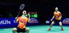 Kalahkan Peringkat Ketiga Dunia, Kevin/Marcus juarai China Open 2016