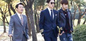 "Jadi Penipu ""Legend of the Blue Sea"", Lee Min Ho Ditemani Dua Aktor Ini"