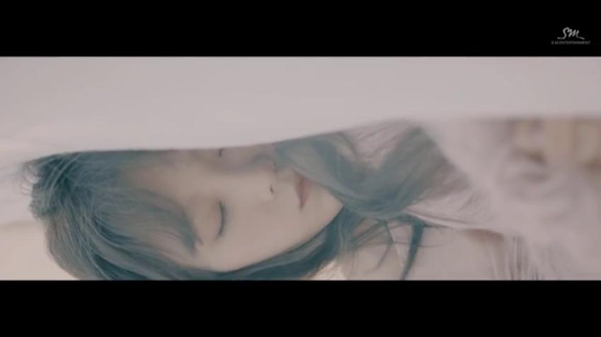 """Galau Bikin Taeyeon Hempaskan Badan di Teaser """"11:11"""""""