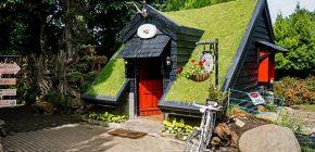 Serunya Menjelajah Dunia Hobbit di Farm House Lembang