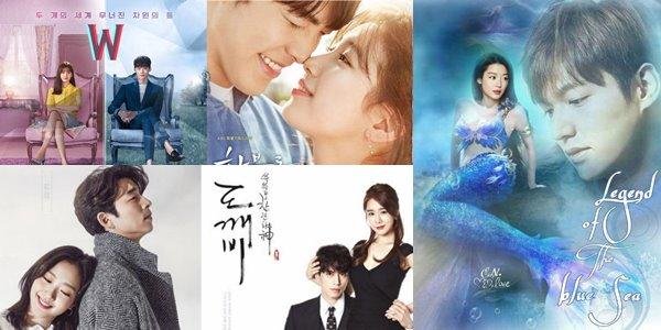 Banjir Drama Seru, 2016 Jadi Tahun Drama Korea Terbaik