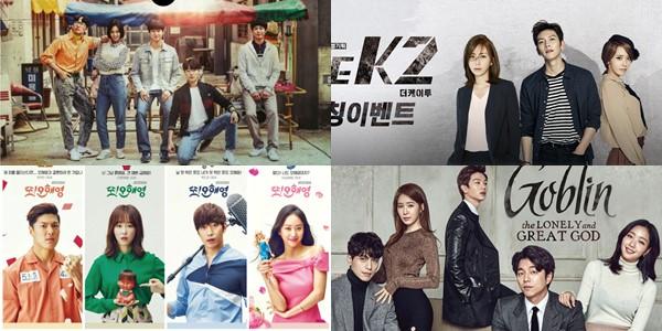 Berani Tampil Beda, Drama Korea di tvN Sukses Besar Sepanjang 2016