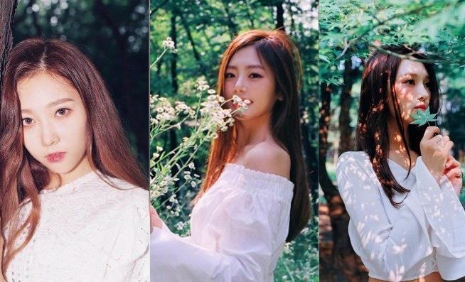 Happy Face Entertainment Rilis Teaser Tiga Member Dream Catcher