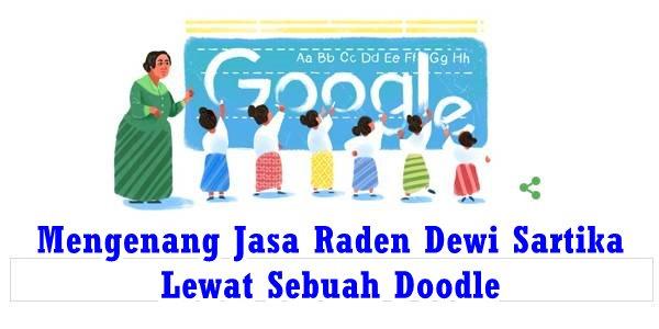 Kenang Jasa Dewi Sartika, Google buat Sebuah Doodle Unik KabarDunia.com_Kenang-Jasa-Dewi-Sartika-Google-buat-Sebuah-Doodle-Unik_Dewi Sartika