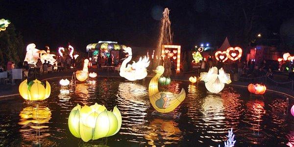 Melihat Keindahan Lampion dan Pelangi di Taman Lampion Jogja KabarDunia.com_Melihat-Keindahan-Lampion-dan-Pelangi-di-Taman-Lampion-Jogja_Taman Lampion Jogja