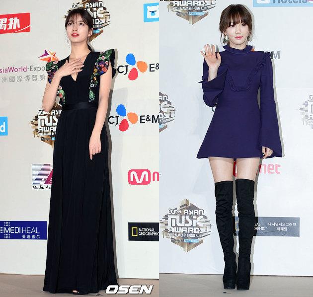 Tampil Simpel di Red Carpet MAMA 2016, Cantik Mana Suzy atau Tae Yeon? KabarDunia.com_Tampil-Simpel-di-Red-Carpet-MAMA-2016-Cantik-Mana-Suzy-atau-Tae-Yeon_MAMA 2016