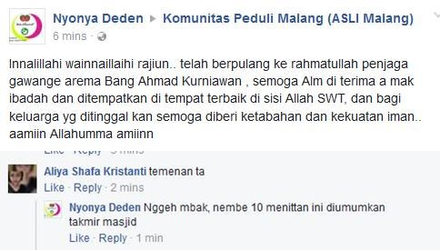 Ahmad Kurniawan, Kiper Arema FC Dikabarkan Meninggal Dunia 2 KabarDunia.com_Ahmad-Kurniawan-Kiper-Arema-FC-Dikabarkan-Meninggal-Dunia-2_Ahmad Kurniawan