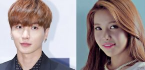 Leeteuk SuJu dan Solar MAMAMOO Jadi MC '6th Gaon Chart Music Award'