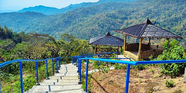 Mengunjungi Green Village Gedangsari, Spot Sunrise Kece di Gunungkidul 2