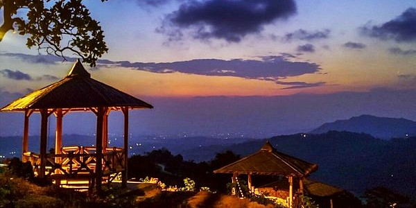 Mengunjungi Green Village Gedangsari, Spot Sunrise Kece di Gunungkidul
