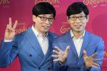 Yoo Jae Suk, Komedian Pertama yang Punya Patung Lilin Di Grevin Museum
