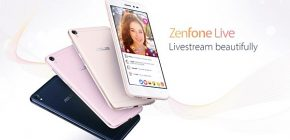 Zenfone Live, Smartphone dengan Fitur Beautify Live Streaming