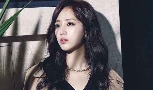 Eunjung T-ara Bakal Jadi Female Lead Drama Terbaru MBC