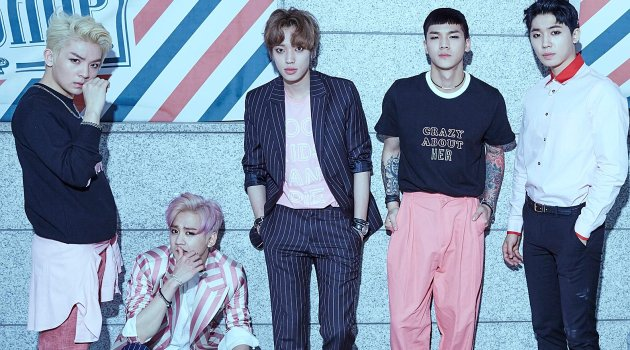 "Tanpa L.Joe, TEEN TOP Rilis Comeback Schedule Untuk ""HIGH FIVE"" KabarDunia.com_TEEN-TOP_Teen Top"