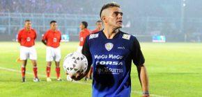Tampil Fantastis, El Loco Gonzales Bawa Arema ke Final Piala Presiden