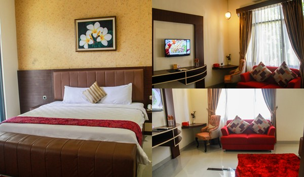 Zam Zam Hotel Batu, Hotel dengan View 4 Pegunungan yang Mempesona 2