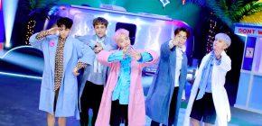 "Highlight Konyol Dalam MV Full Color Untuk ""Plz don't be sad"""