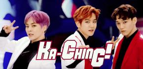 """EXO-CBX Seru-seruan Dalam MV Debut Jepang """"Ka-CHING"""""""