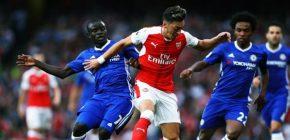 Main Solid, Arsenal Sukses Kalahkan Chelsea dan Juara FA Cup