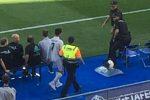 'Cristiano Ronaldo' Dipaksa Keluar Stadion oleh Polisi Kenapa