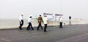 Resmikan Tol Palembang-Indralaya, Jokowi Minta Digratiskan Dua Bulan