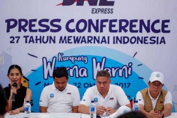 ulang tahun JNE ke 27 KabarDunia.com_ulang-tahun-JNE-ke-27_Mewarnai Indonesia